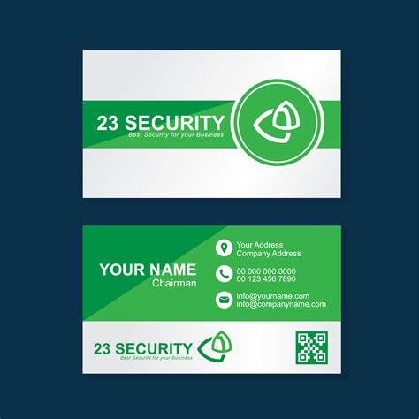 Security Business Cards Templates by Security Business Card Template Free Wisxi
