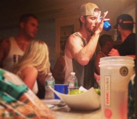 tyler seguin threw a party in the cape day he was traded