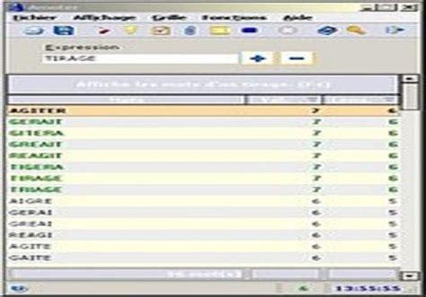 lettere da anagrammare t 233 l 233 charger amoter pour windows shareware