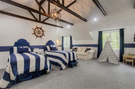 lighthouse themed bedroom 14 nautical bedroom designs ideas design trends
