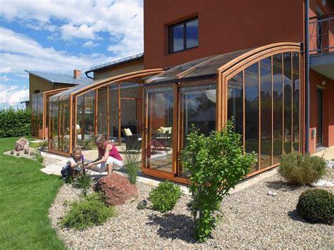 terrasse couverte terrasse couverte 30 id 233 es sur l auvent en bois et la