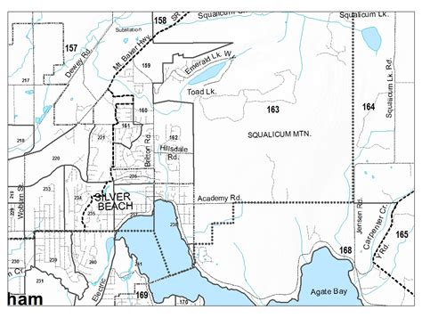 whatcom county zoning map other maps whatcom county wa official website