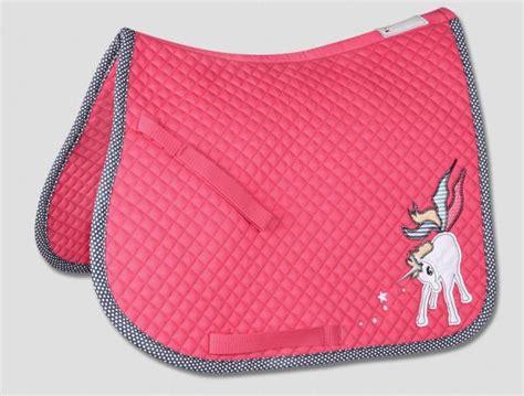 Tapis Poney by Tapis De Selle Unicorn Pour Poney Et Bleu Nuit Poney