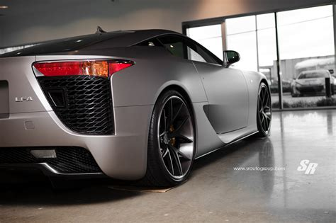 silver lexus mean girls custom wrapped matte silver lexus lfa heading to vancouver