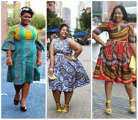 ankara styles for women over the knee ankara dresses for plus size women