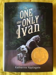 The one and only ivan child and adolescent literature may 2014