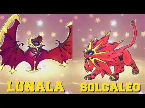 shiny solgaleo lunala mystery gift code  pokemon sword