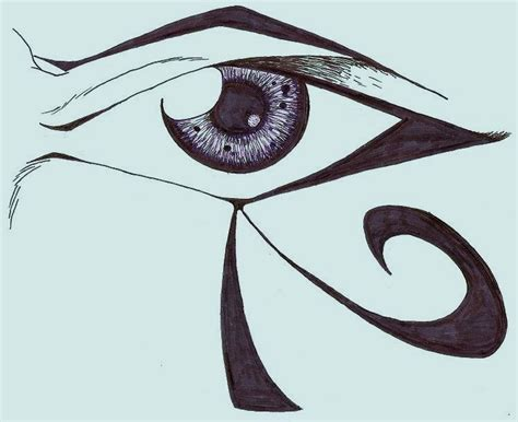 möbel röthing eye of horus by majiksmonster on deviantart