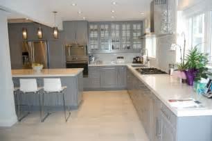 ikea kitchen bodbyn grey classique cuisine toronto par bml ikea kitchen installers