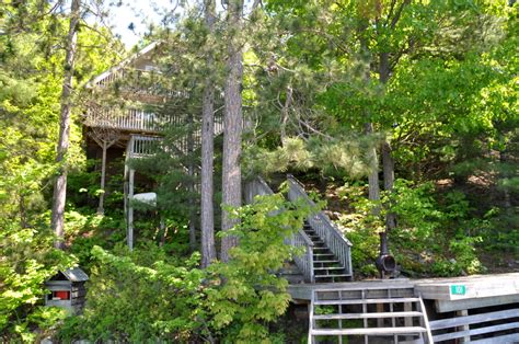 Cottages In Parry Sound by Cottage 716 For Rent On Blackstone Lake Near Parry Sound