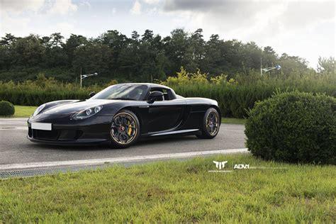 porsche 911 carrera gts black porsche carrera gt adv05c track spec cs matte black