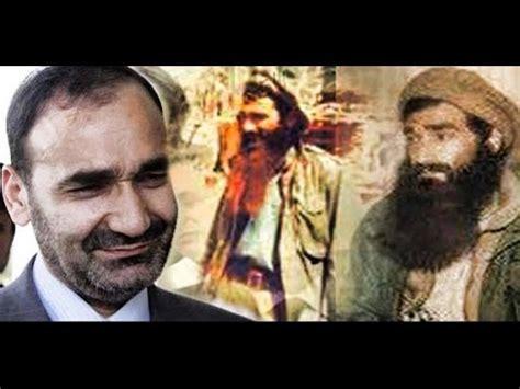 atta mohammad noor biography tajik warlord in afghan north dismisses kabul gov as a