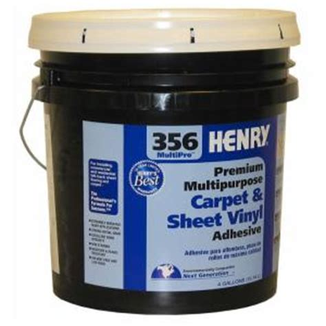 henry 356 4 gal multi purpose sheet vinyl and carpet