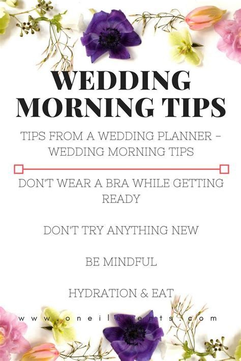 Best 25  Wedding morning ideas on Pinterest   Morning of