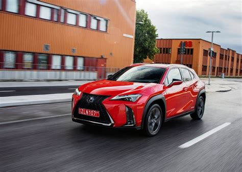 2020 Lexus Ux 250h by 2020 Lexus Ux 250h F Sport Dimensions Automotive Car News
