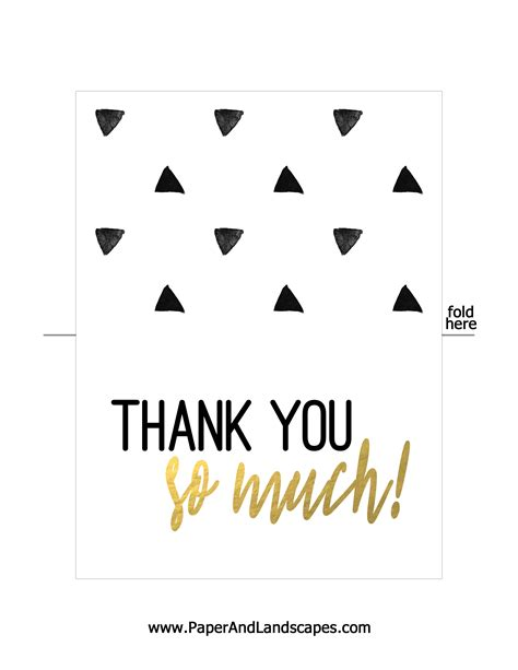 print thank you cards thank you printable print cardstock office