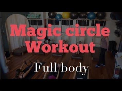Lululemon Detox Flow With Clara Oss by 30 Minute Intermediate Magic Circle Mat Workout