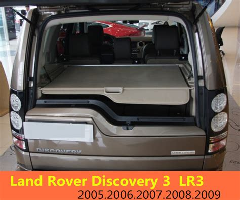 2005 2008 land rover discovery iii lr3 factory repair service manual workshop ebay car trunk security shield cargo cover for land rover discovery 3 lr3 2005 2009 high quality