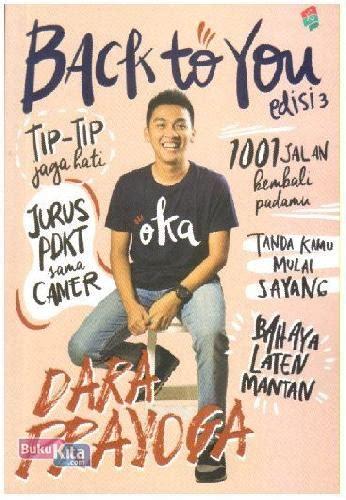 Dara Prayoga Back To You bukukita back to you toko buku