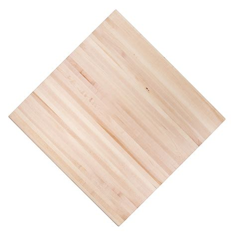 unfinished wood table tops unfinished wood table tops solid butcher block ash
