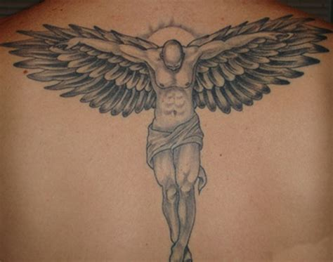 Tattoo Angel Zyzz | angel tattoo zyzz tattoo collection