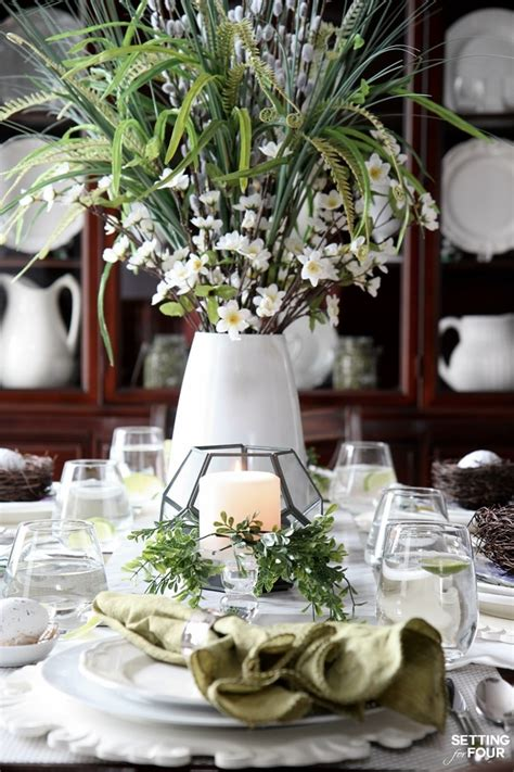 setting a beautiful table beautiful table setting for setting for four