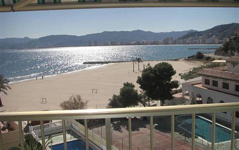 appartamenti valencia sul mare appartamento per 4 persone fronte mare faro de cullera