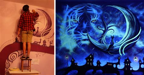 Paint Ideas For Teenage Girls Bedroom when the lights go out my bedroom becomes a fairytale