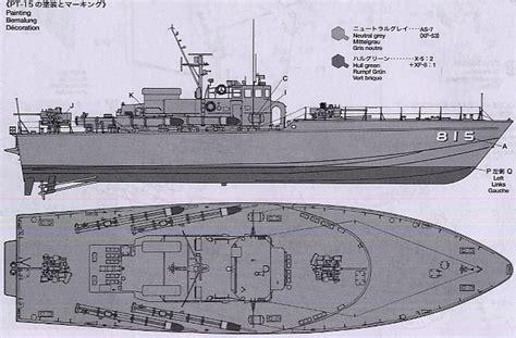 japanese torpedo boats japan torpedo boat pt 15 plastic model images list