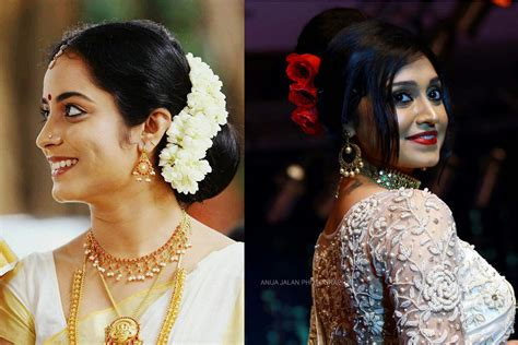 Christian Wedding Hairstyles In Kerala by Christian Bridal Hairstyles In Kerala Www Imgkid