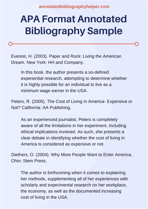 format annotated bibliography services annotated