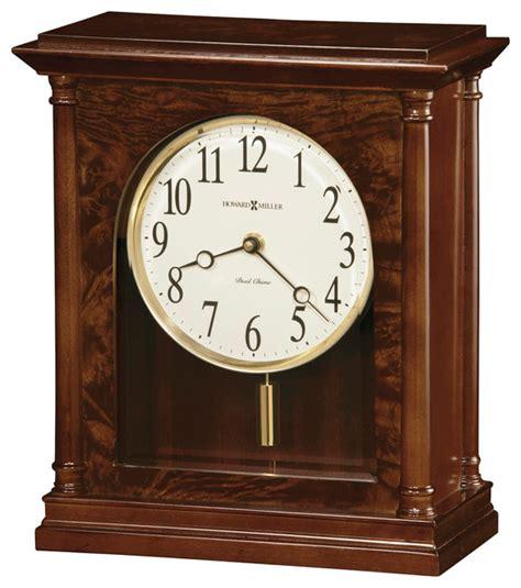 howard miller dual chime clock howard miller dual chime contemporary mantel clocks