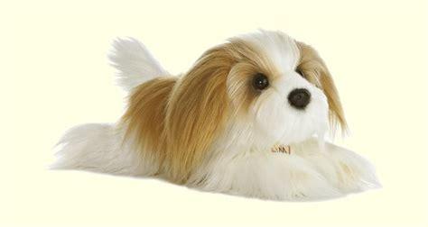 plush shih tzu stuffed animal shih tzu stuffed animals shih tzu plush toys doggiechecks