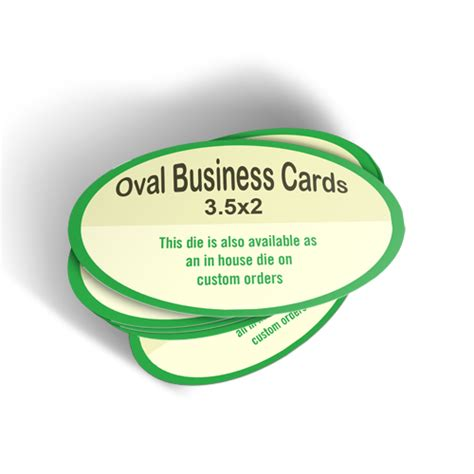 oval business cards templates oval business cards by premiumcards net business cards