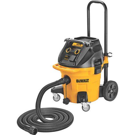 vacuum with hepa filter dewalt announces new hepa dust extractor vacuum dwv012