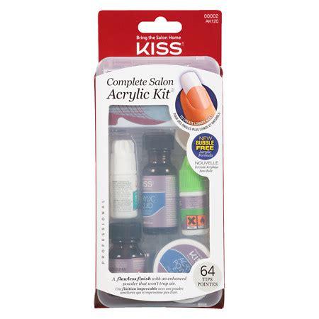 Acrylic Nail Kit by Complete Salon Acrylic Nail Kit Walgreens