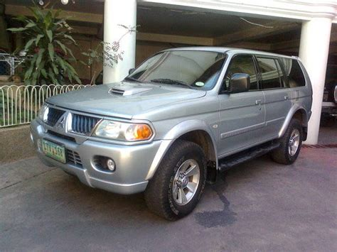 automobile air conditioning repair 2005 mitsubishi montero windshield wipe control 2005 montero sport gls for sale from manila metropolitan area valenzuela adpost com