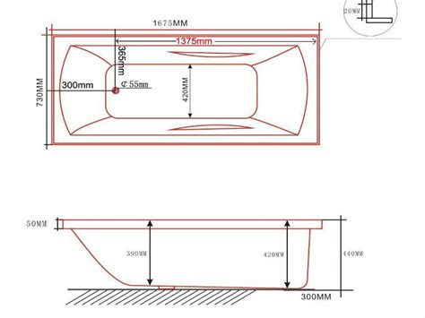 Standard Height Of Bathtub by Standard Size Of Bathtub Crowdbuild For