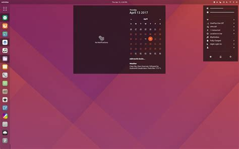 ubuntu themes gnome shell that sleek ubuntu desktop mockup is now a real working