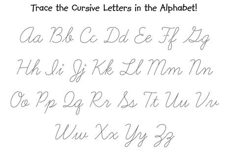 printable traceable alphabet letters activity shelter