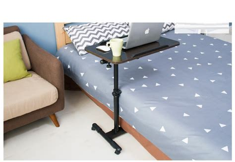adjustable portable lazy table desk stand sofa bed tray