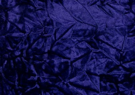 Faux Leather Upholstery Fabric By The Yard Classic Velvet Crush Royal Blue Velvet Fabric
