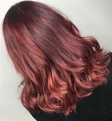 kankalone hair colors mahogany 20 magical mahogany hair color ideas mahogany hair