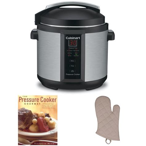 cuisinart electric pressure cooker the ultimate cuisinart electric pressure cooker cookbook simple and convenient recipes using cuisinart electric pressure cooker books cuisinart 6 quart programmable electric pressure cooker