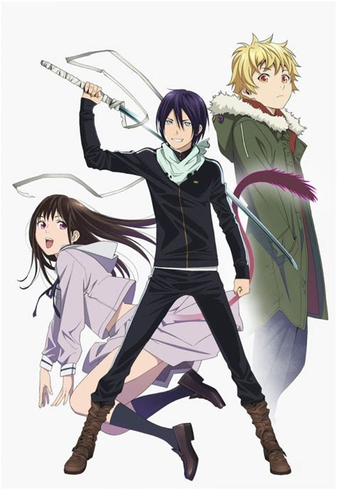 Anime Noragami | crunchyroll quot noragami quot anime visual and staff revealed