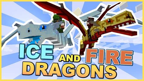 mod dragon city new dragons in minecraft ice and fire mod showcase