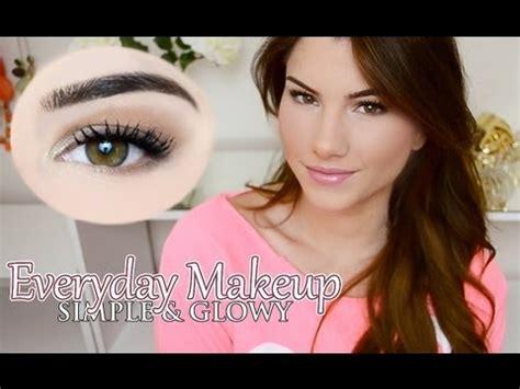 makeup tutorial everyday natural natural everyday makeup tutorial youtube