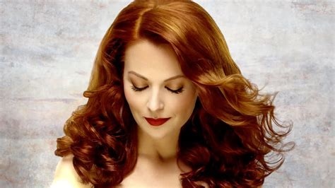 hair colour new adverts 2015 brand model and talent anna easteden classic women