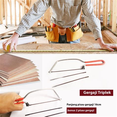 Gergaji Manual jual gergaji triplek manual grosirberkahjaya