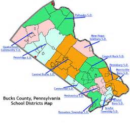 contact county map of school districts